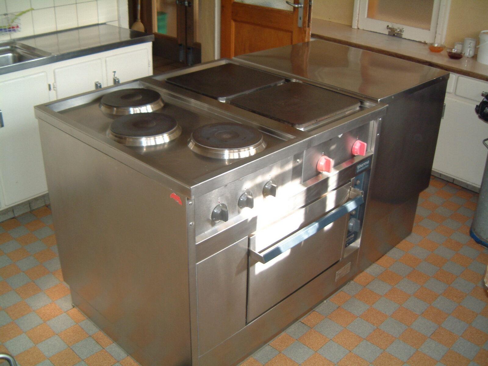 Jugendhaus der Heilsarmee, 3715 Adelboden - 9639 - Küche 2