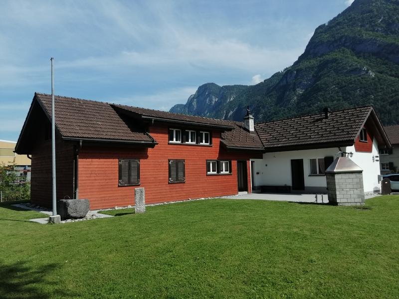 Pfadiheim St. Martin Mels, 8887 Mels - 9643