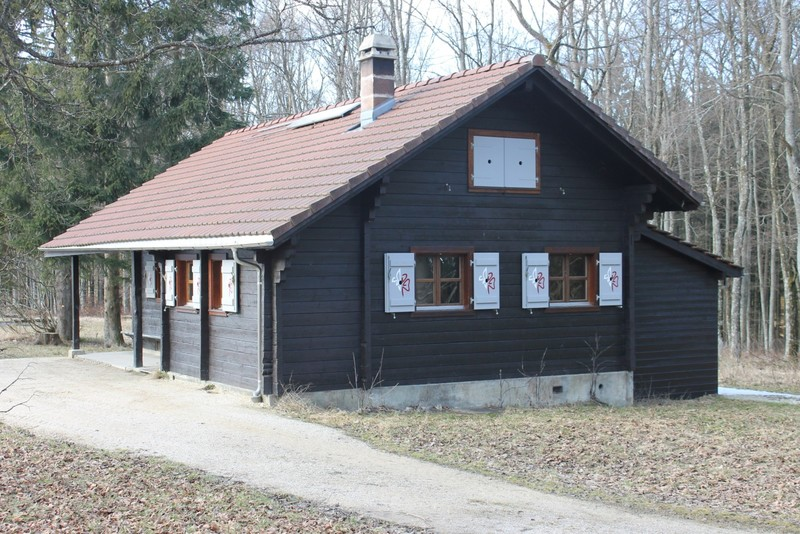 Hagenhütte, 8232 Merishausen - 965